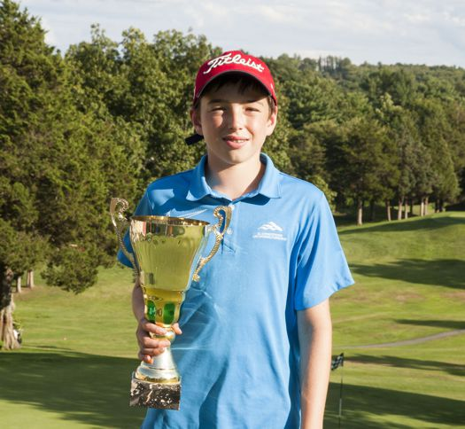 Jamison Manning, Junior Club Champio,13 & under